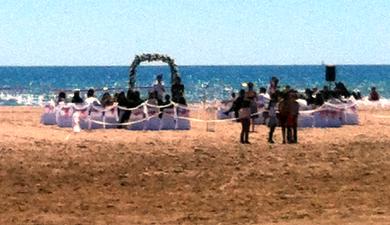 BeachWeddingCastelldefels
