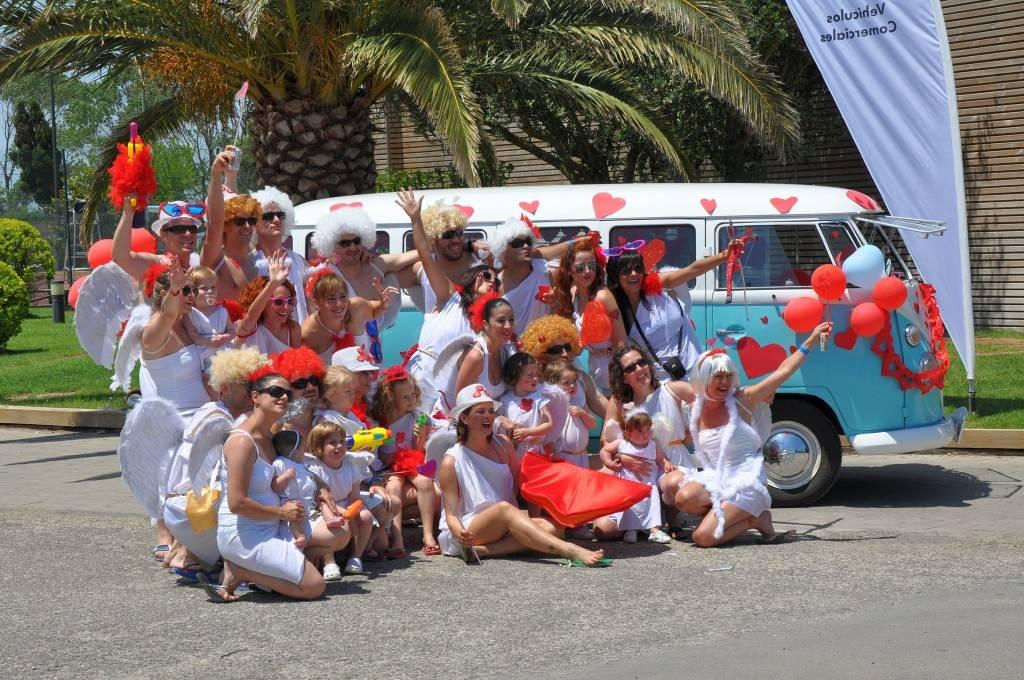 10a Concentracion Furgo Volkswagen, Junio 2013 Sant Pere Pescador