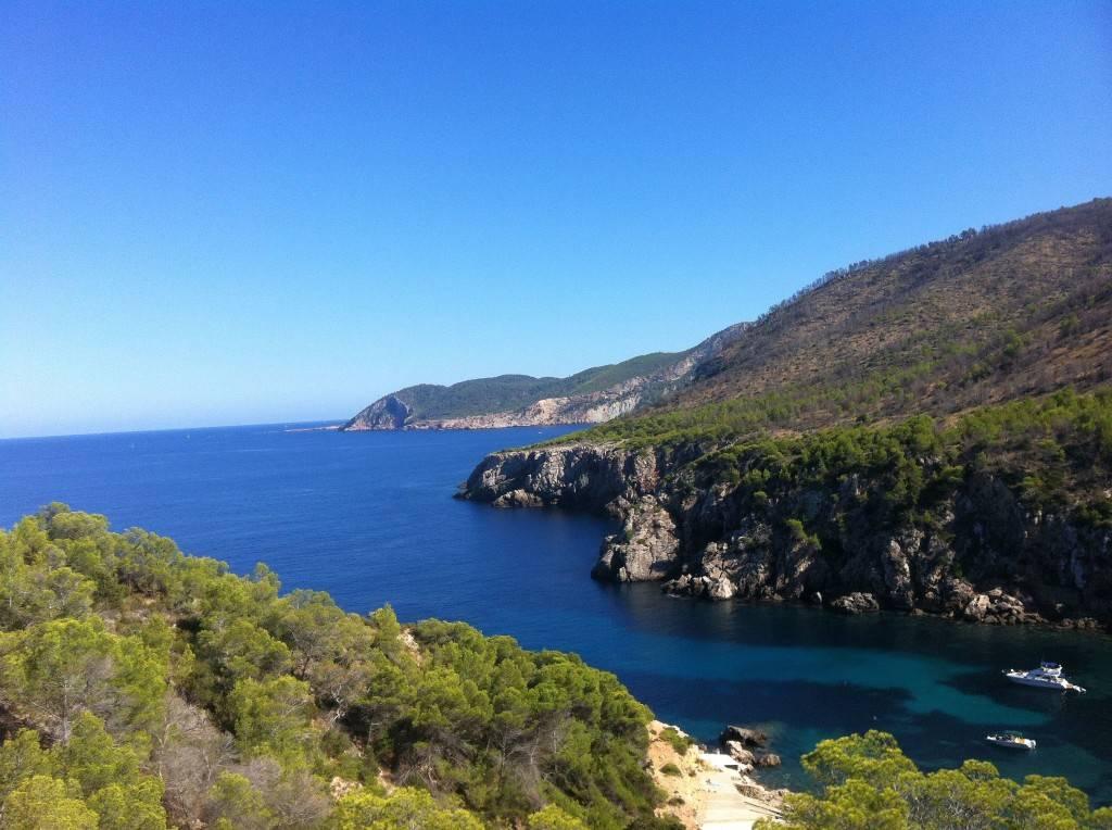 The beauty of Ibiza