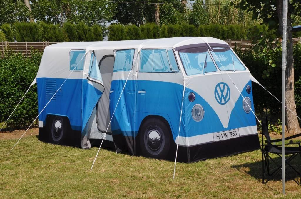 Costa Brava Spain - Volkswagen tent