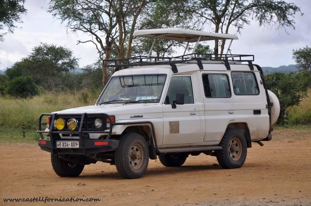 The Perfect Safari Car