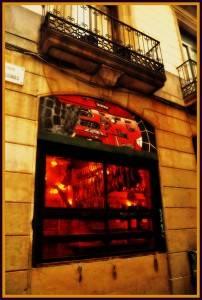 barcelona window