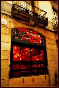 barcelona window