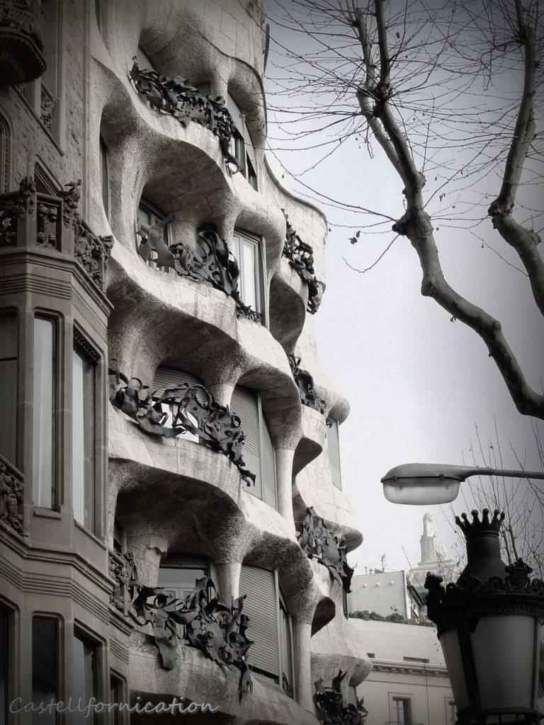 Barcelona pedrera