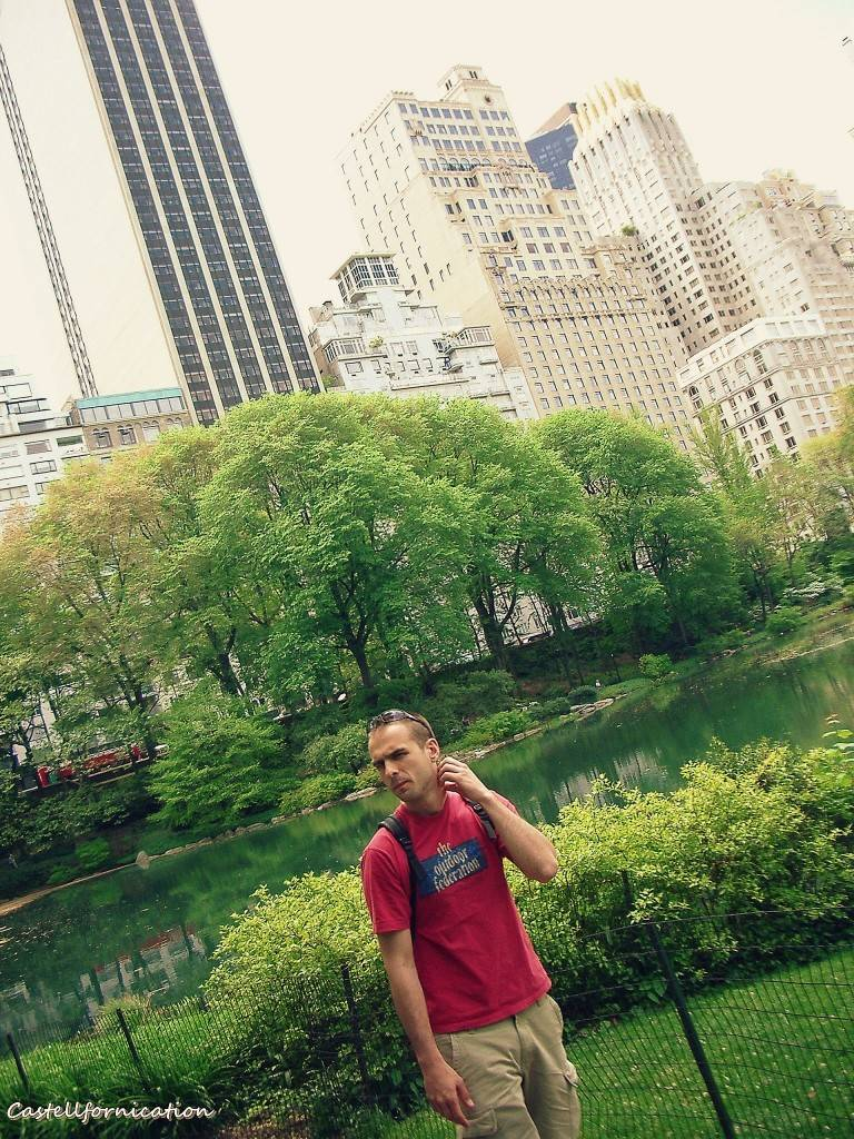 best cities to live in - new york central park