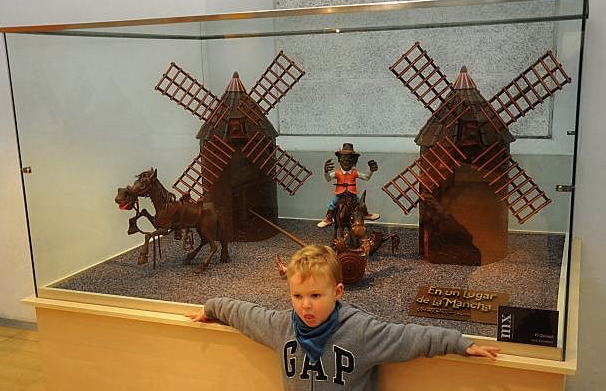 chocolate museum -lamancha