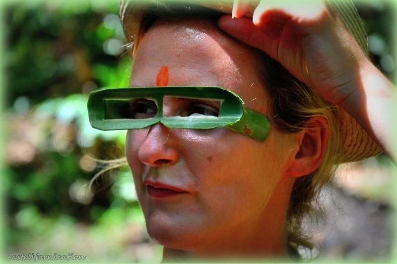 zanzibar spice tour - sunglasses