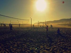 best beach - Castelldefels volleyball