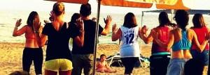 best beach - zumba-on-the-beach