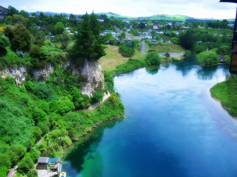 bungee jumping new zealand travel Here or never