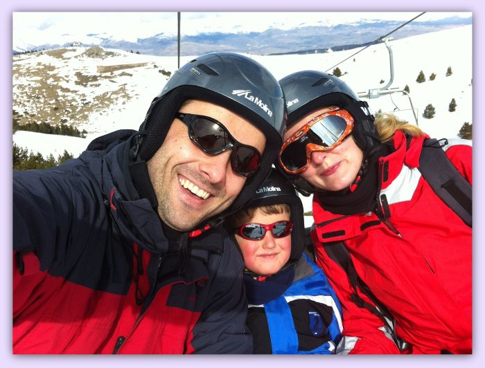 molina, barcelona, skiing, snowboard, catalonia, costabrava, spain, ski resort, traveling, inspiration,fc barcelonaHappy faces